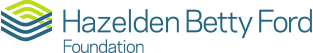 Hazelden Betty Ford Foundation logo blue
