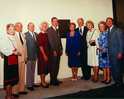 Betty Ford Center Dedication 1982