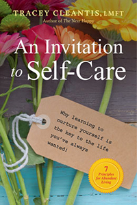 An Invitation to Self Care by Tracey Cleantis