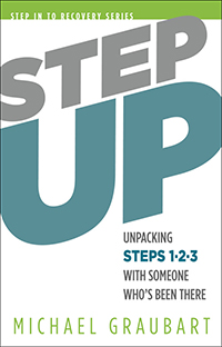 Book Cover of Step Up by Michael Graubart