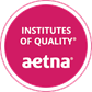 Aetna institute of Quality Badge