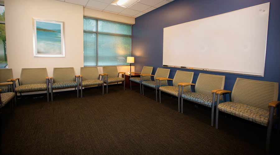 Hazelden in Beaverton, Oregon Group Session