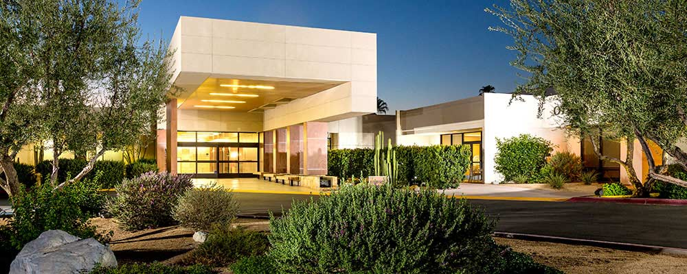 Betty Ford Center, Rancho Mirage, California