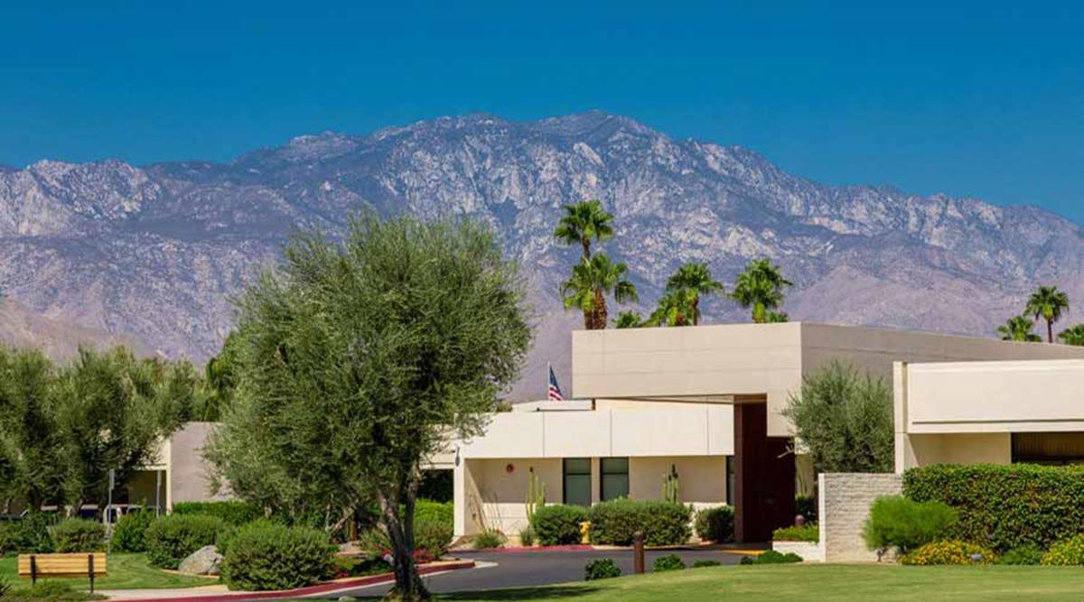 Betty Ford Center Palm Springs