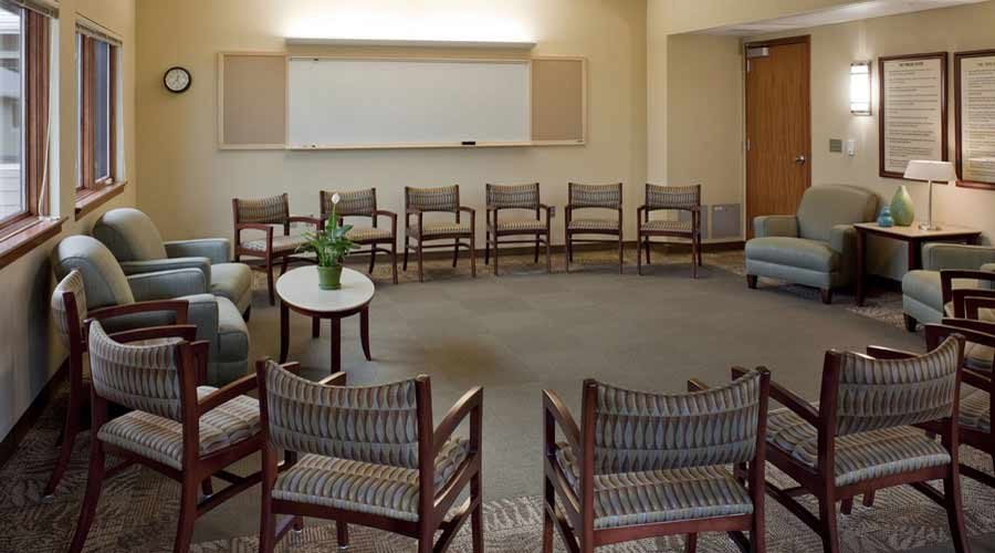 Springbrook Group room