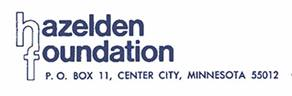 1985 Hazelden Publishing Logo