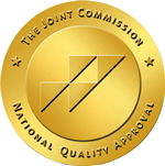 Joint Commission quality seal of approval