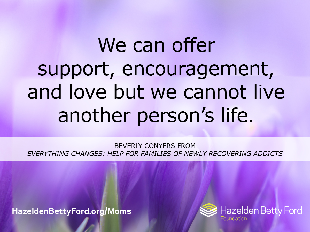 mothers of addicted children | hazelden betty ford foundation